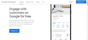 Buy Google Business Listing