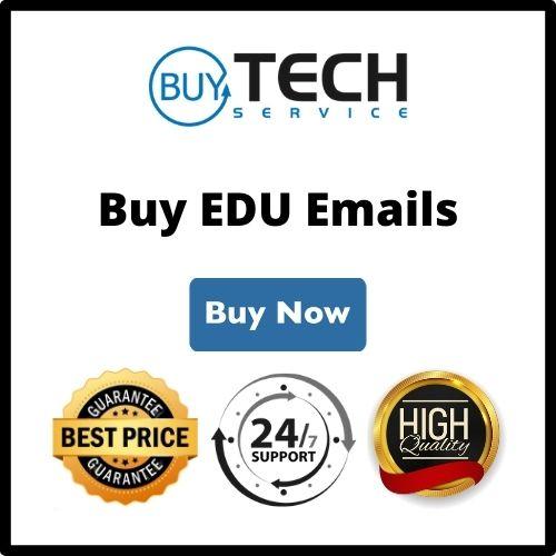 Buy EDU email accounts