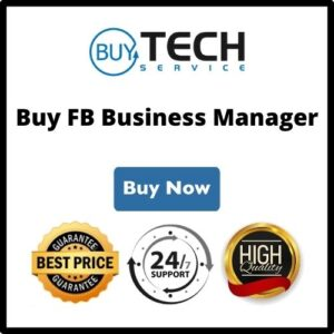 Buy FaceBook Business managers