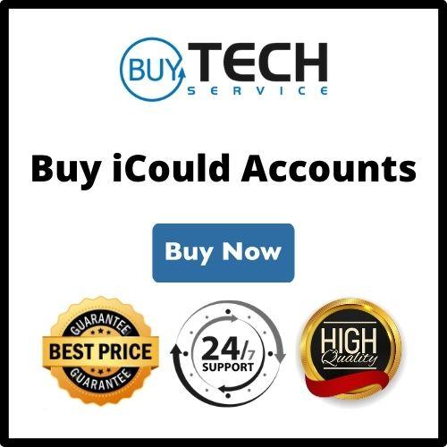 Buy iCould Accounts
