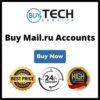 Buy Mail.ru Account