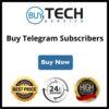 Buy telegram Real Subscribers