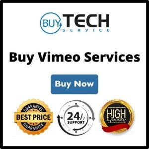 Buy Vimeo Services