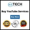 Buy YouTube Services